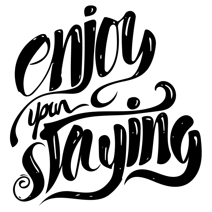 enjoy-your-staying-vector