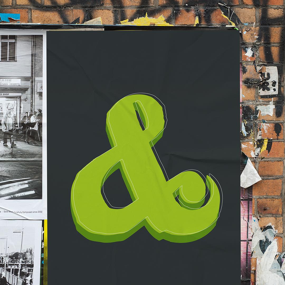 green-ampersand-urban-poster.jpg