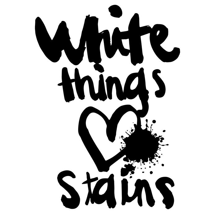 white-things